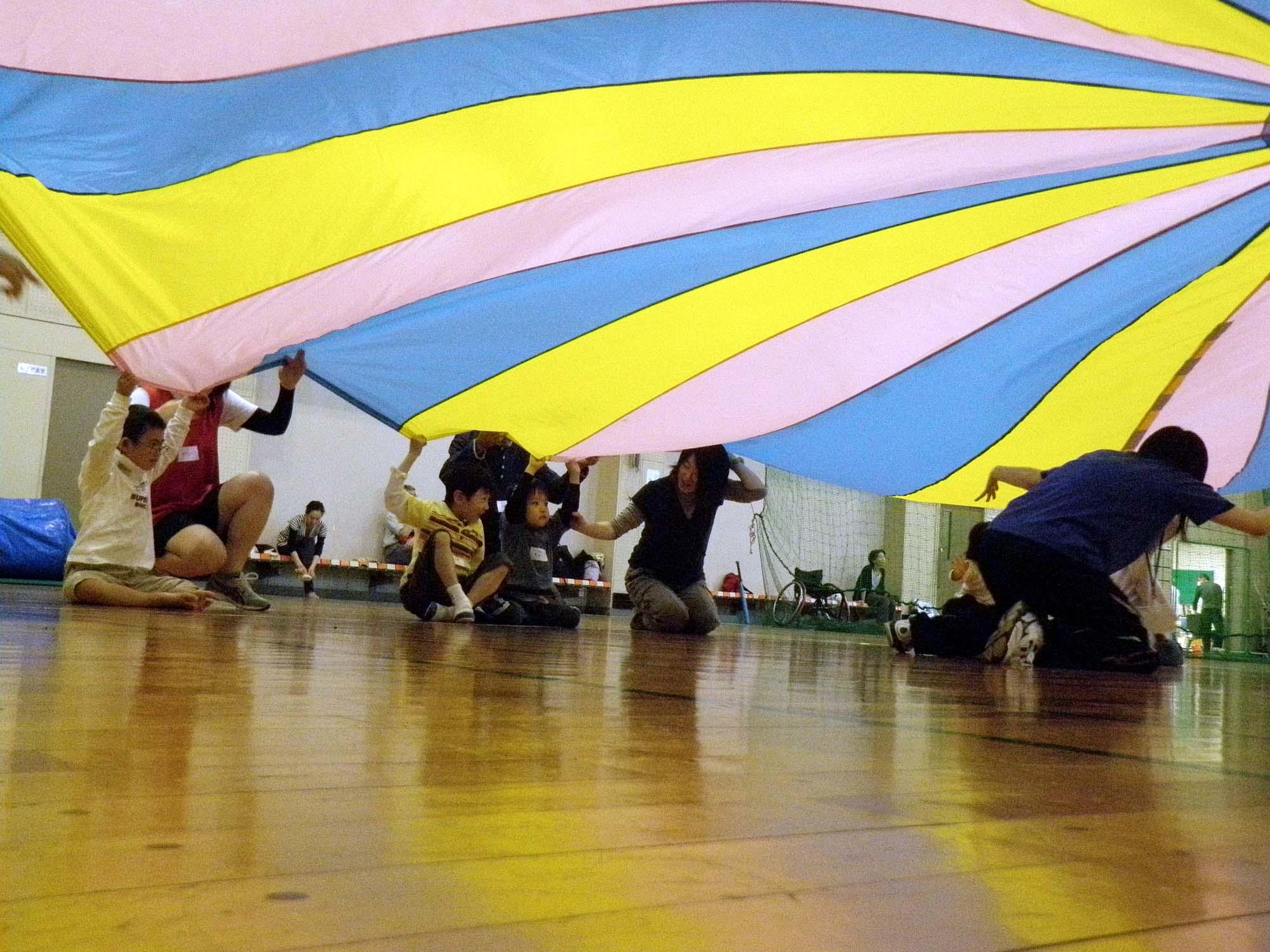 P4260049 - 親子で楽しむキッズ体操クラブ教室より ・・・参加者募集しています!!