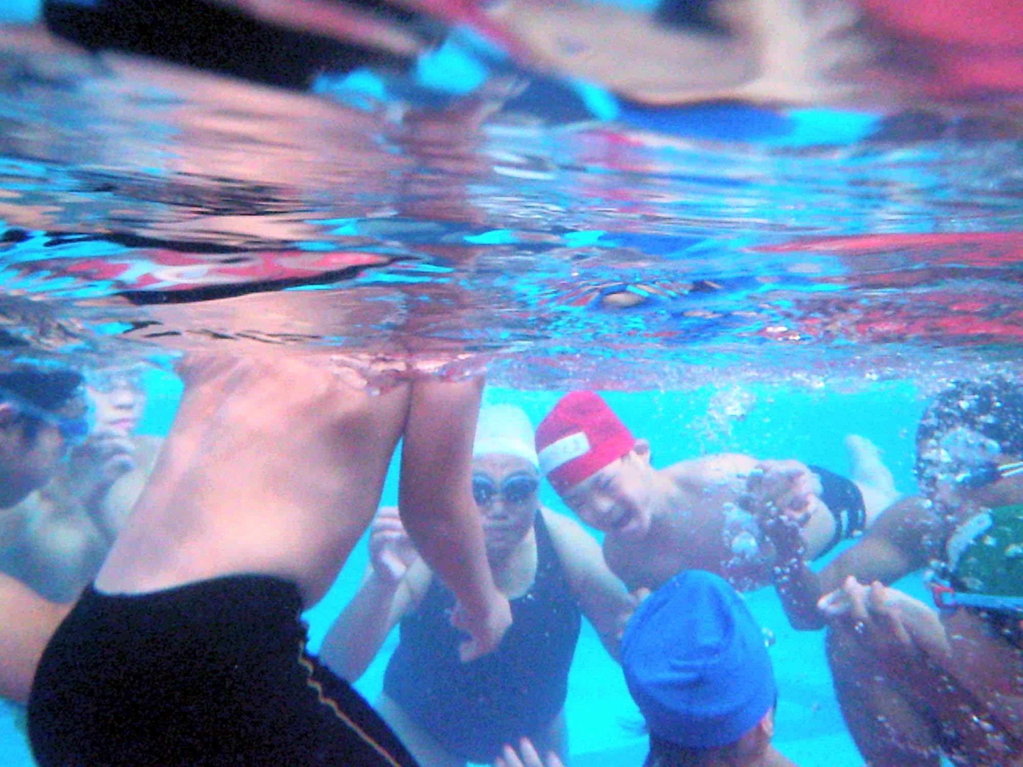 P8070573 - ジュニア水泳教室より ・・・教室おわりました。
