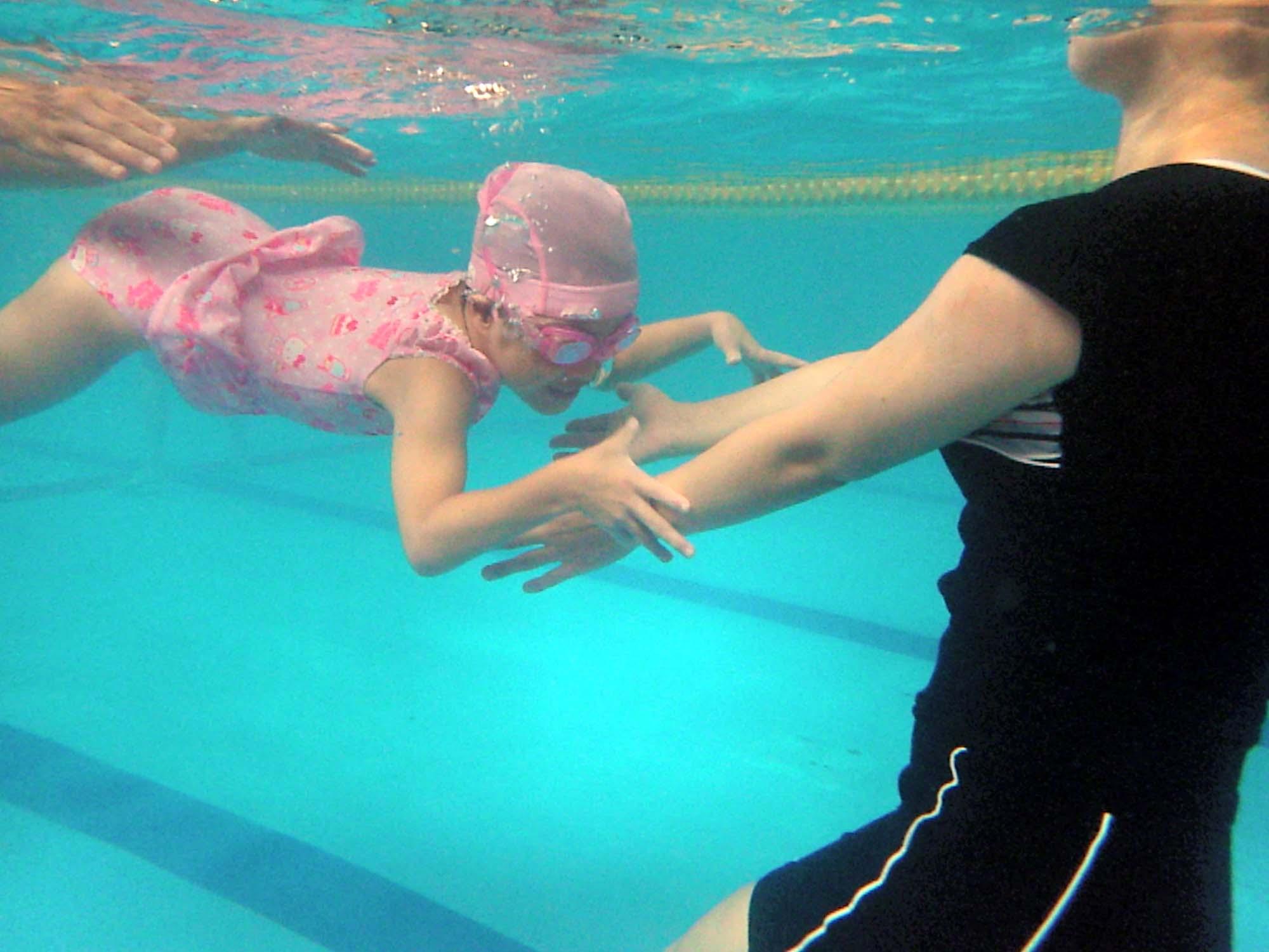 P8090114 - ジュニア水泳教室より ・・・教室おわりました。