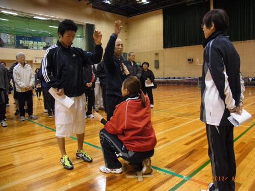 RIMG0501 - 第23回ショートテニス大会より ・・・試合を楽しみました。
