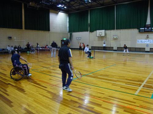 RIMG0543 - 第23回ショートテニス大会より ・・・試合を楽しみました。