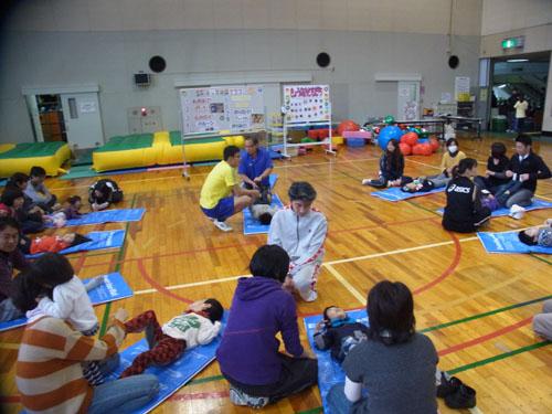 RIMG3097 - 親子で楽しむ体操教室より ・・・3クラスで実施しています。