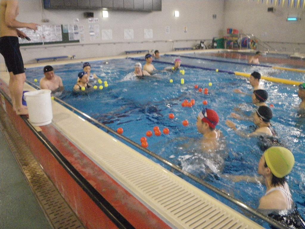 game2 - 水中運動より