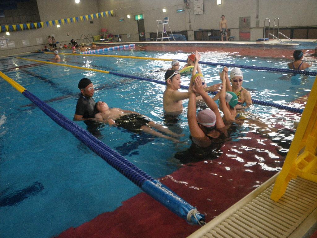 kenobi -  夏休みジュニア短期水泳