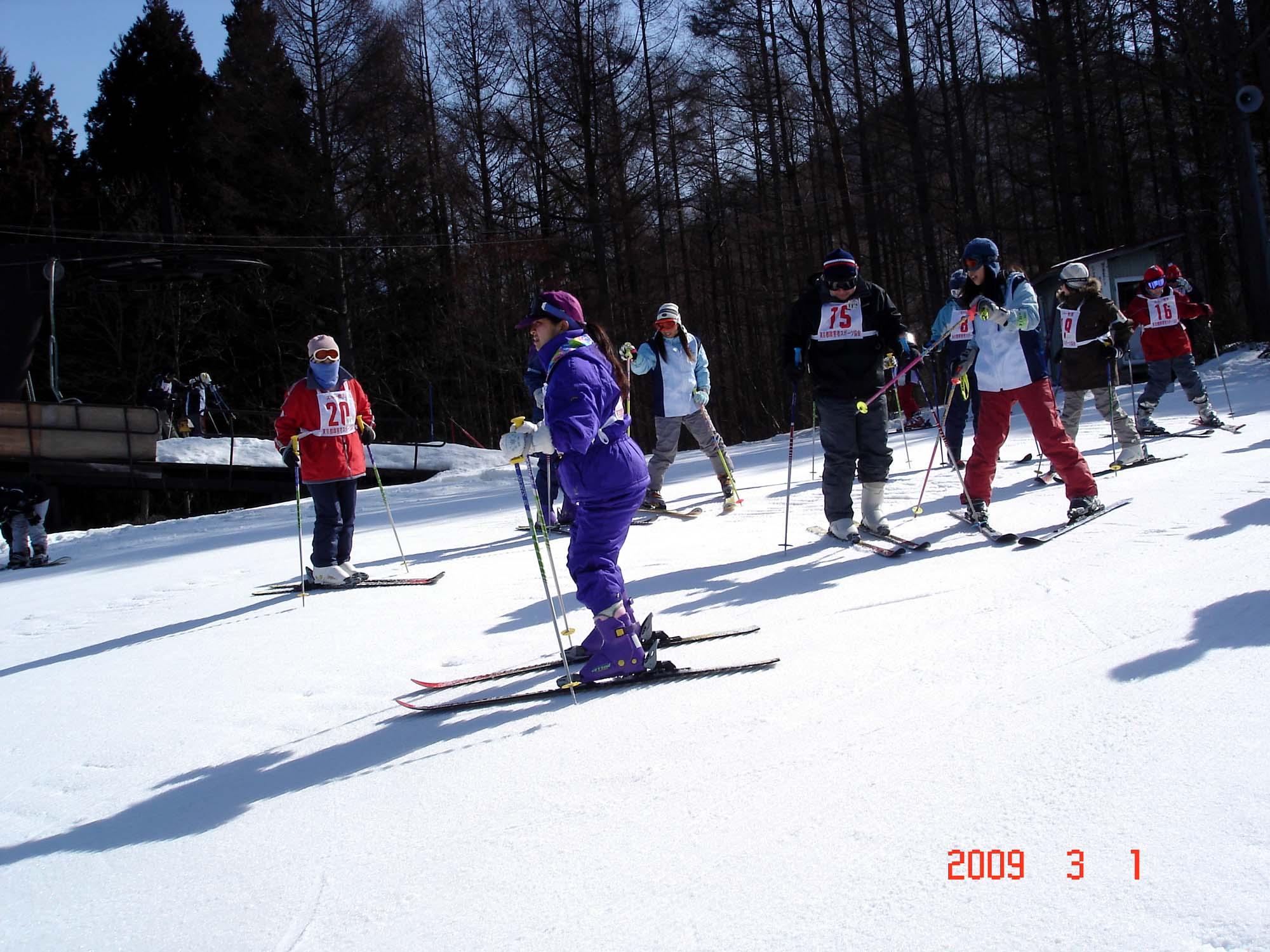 ressunn - スキー教室・・・行ってきました北竜湖!!