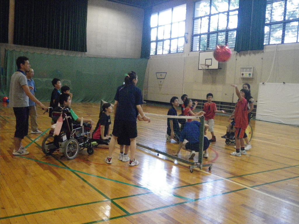 sintai -  夏休みジュニアスポーツ体験教室