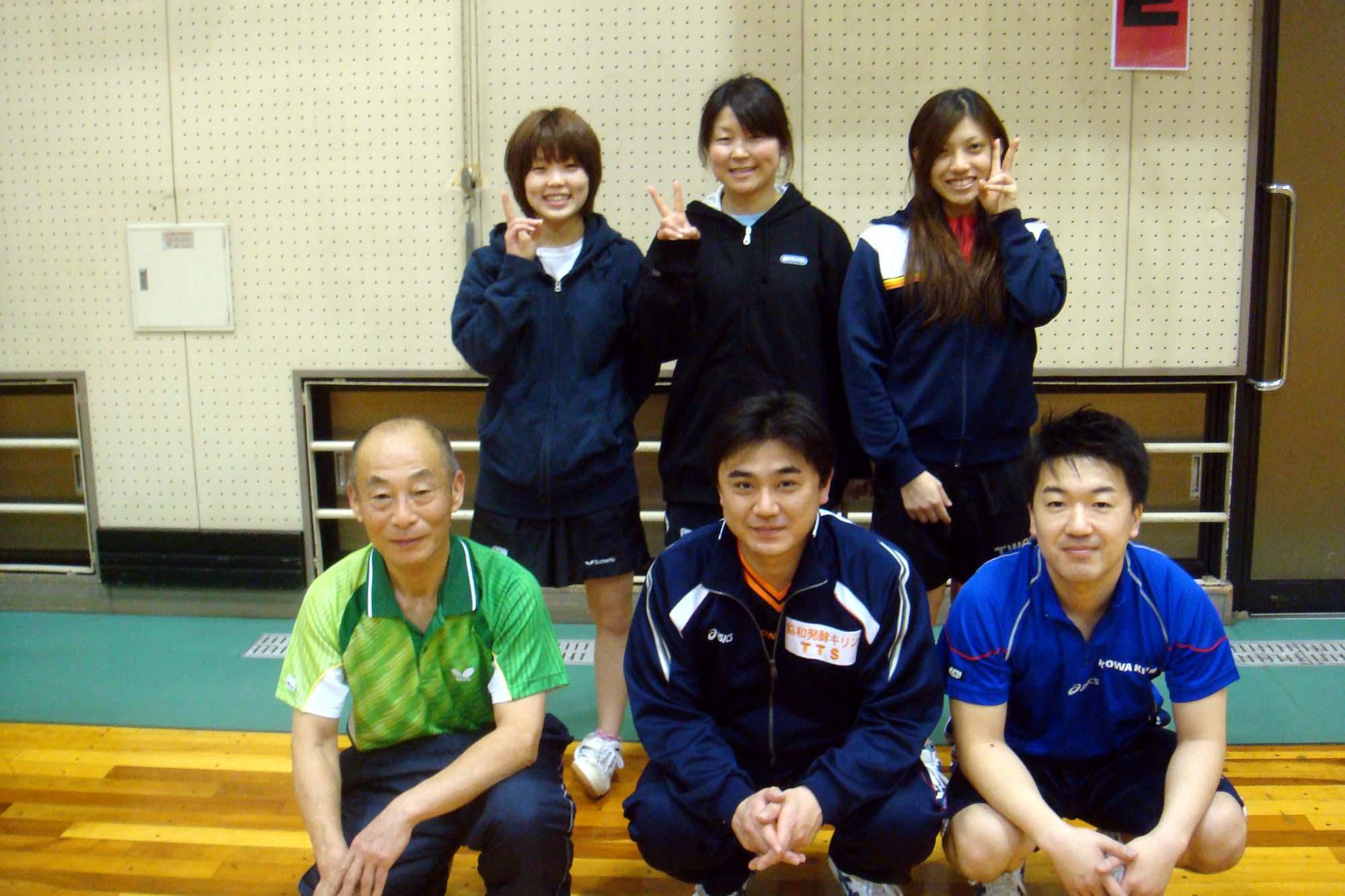 sutafu - みんなで卓球より・・・一年ありがとうございました!!