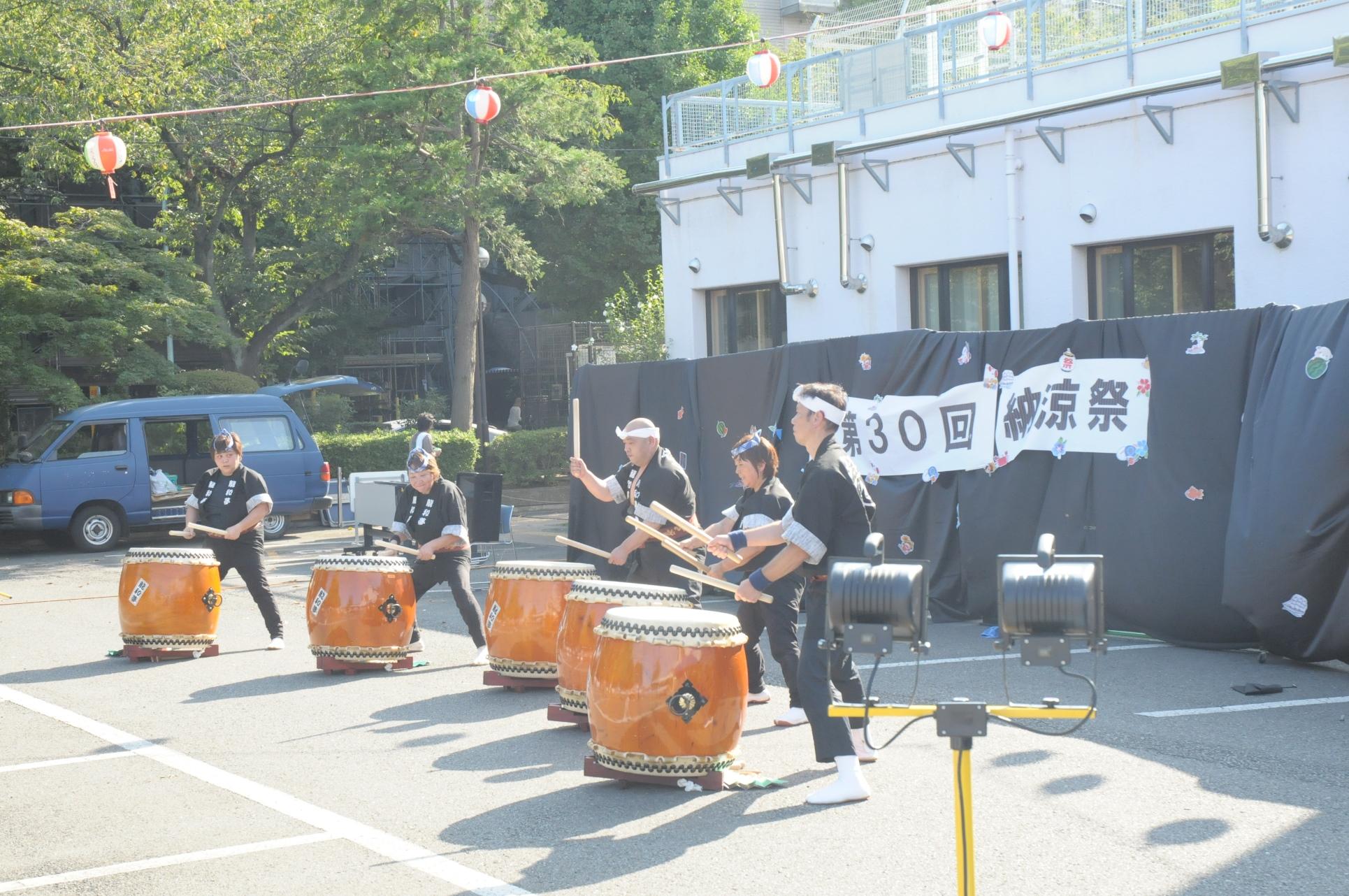 taiko - 納涼祭より