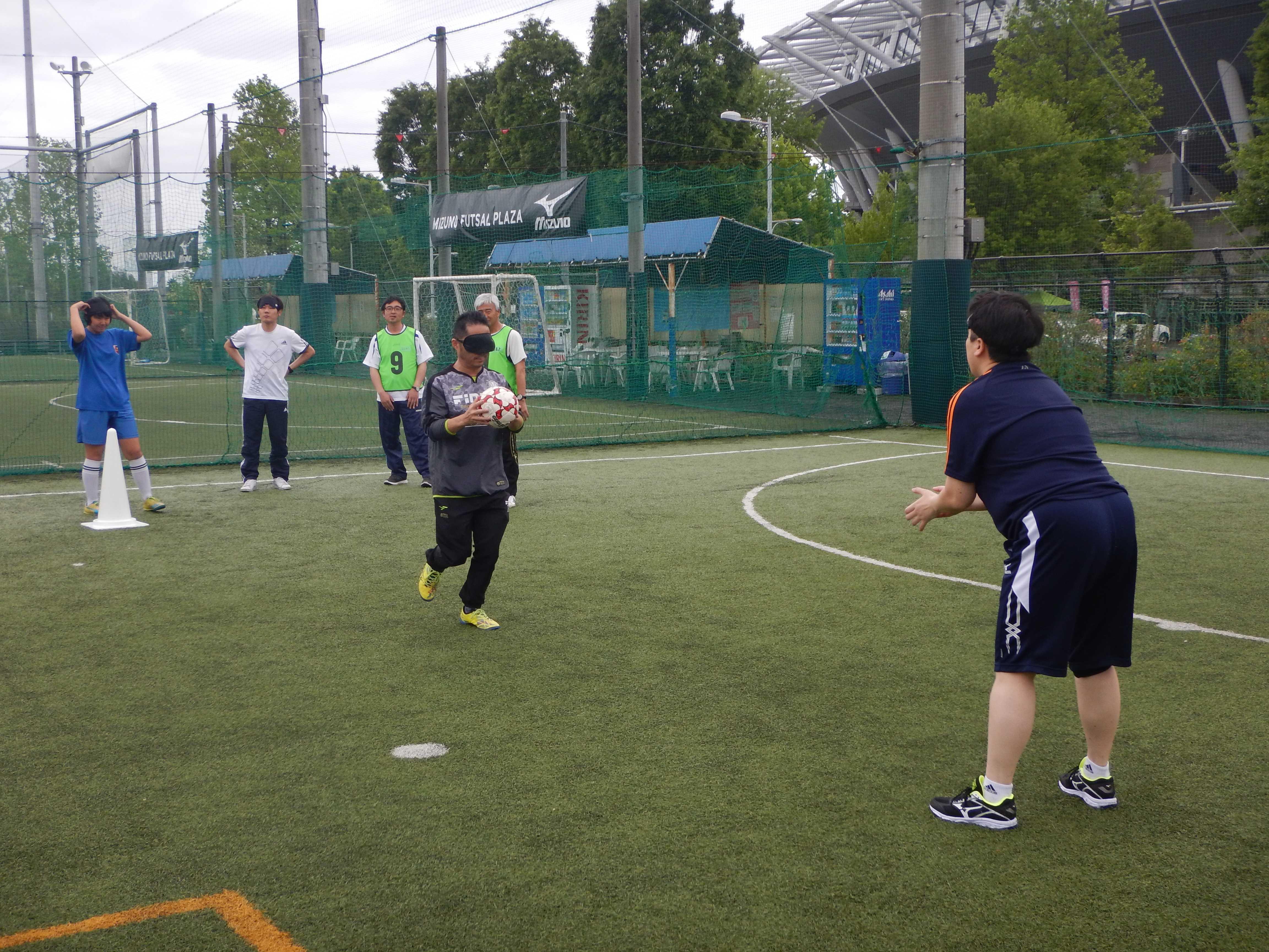 DSCN4666 R - 「みんなで☆サッカー」を終了しました。