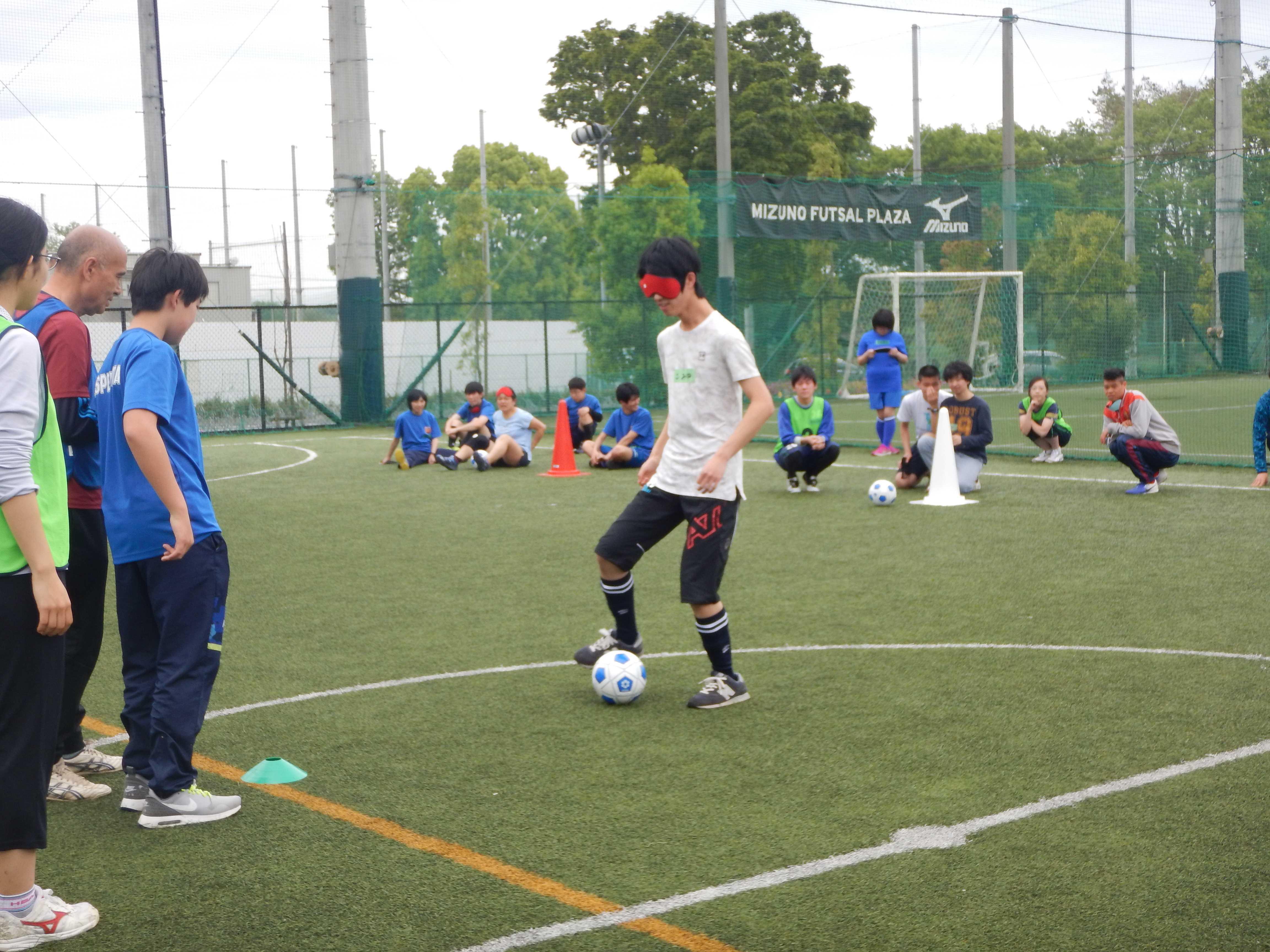 DSCN4708 R - 「みんなで☆サッカー」を終了しました。