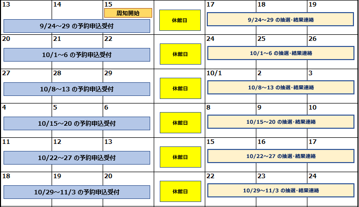 69cec144668f2100a13555fe3e9eb9c3 - 【10月1日~】【個人利用】新型コロナウィルス感染症対策に伴う施設利用について