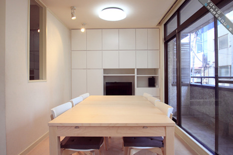 Shared house Nishi Shinjyuku part 2