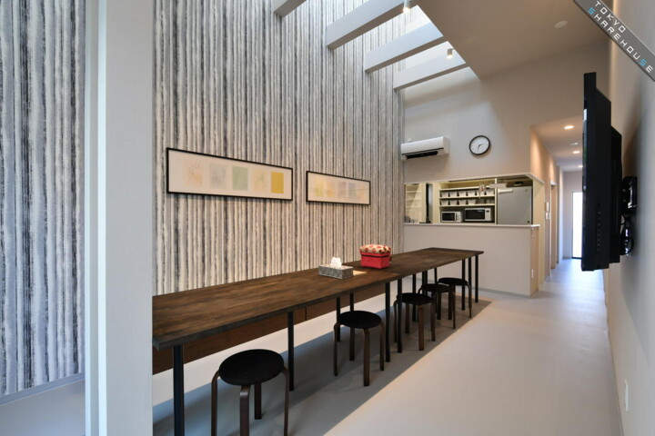 International Share House / Flat Bolero Jodoji