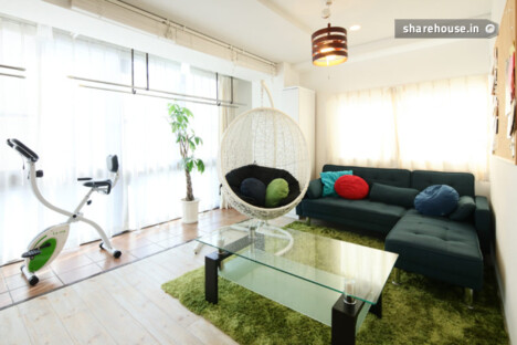 SHARE HOUSE 180° KUROKAWA