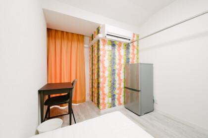 個室204