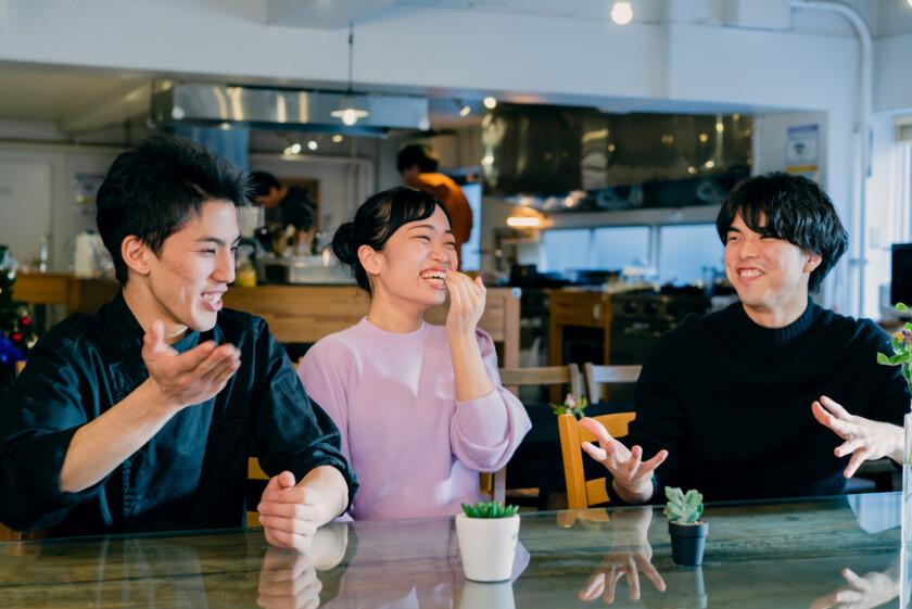 インタビュー3人1
