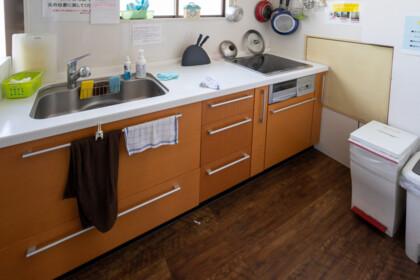 小型キッチン