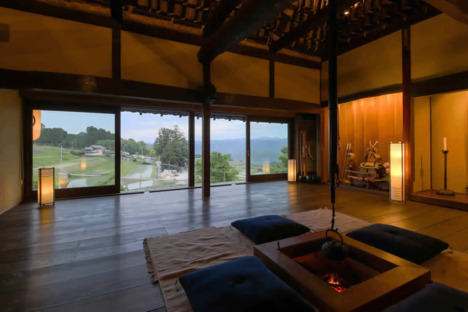【Sasayuri-ann】 Experience authentic ninja at traditional Japanese house and ninja training villa with superb views