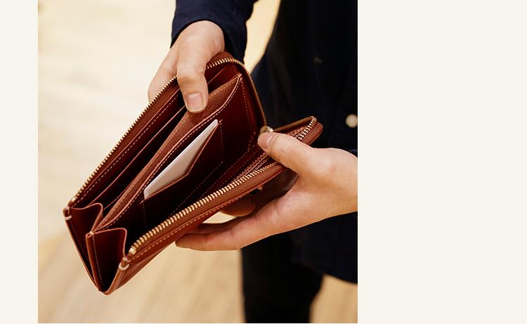 772b588b2218 財布選びのヒント / 土屋鞄製造所