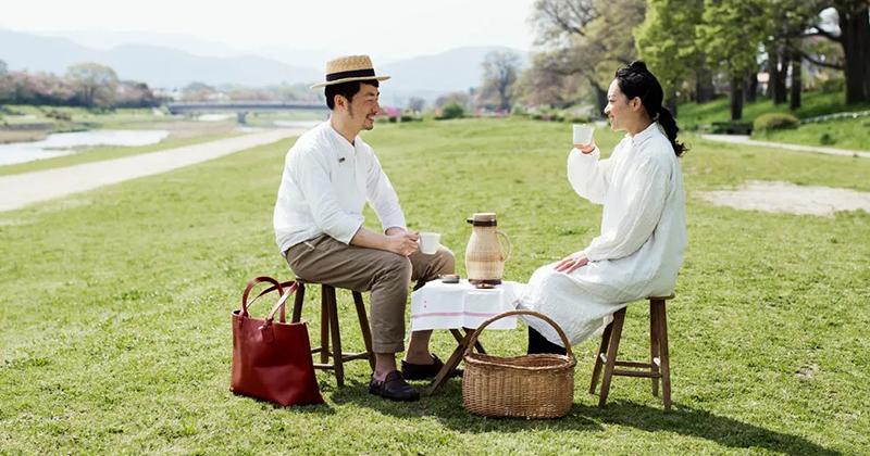 Diario × WIFE&HUSBAND
