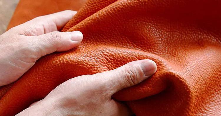 讓人想要一直觸摸的 Tone Oilnume 皮革