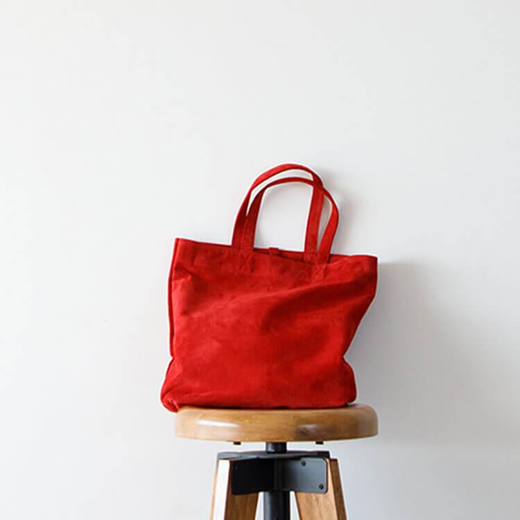 【限定製作】皮革隨行手提袋