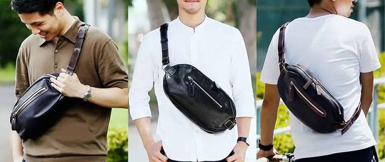 Bag & My Style: Armas 水牛皮隨身腰包