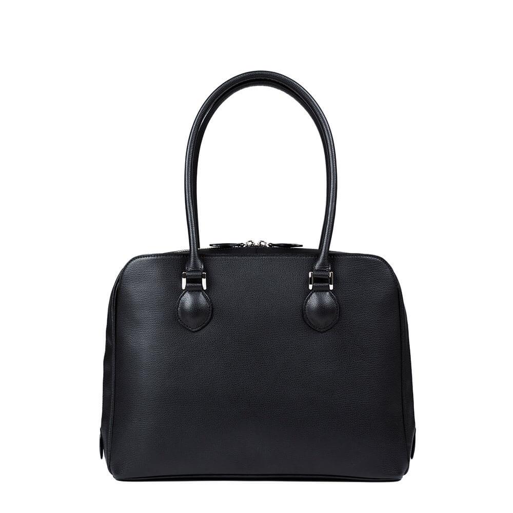 レディースバッグで人気の黒ミニハンドバッグ