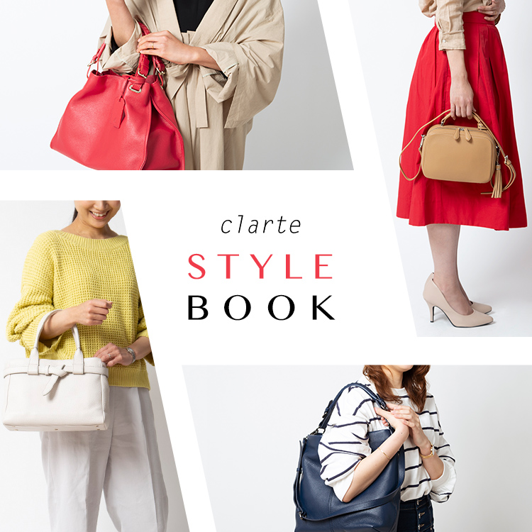 clarte STYLE BOOK - 2019 SPRING & SUMMER -