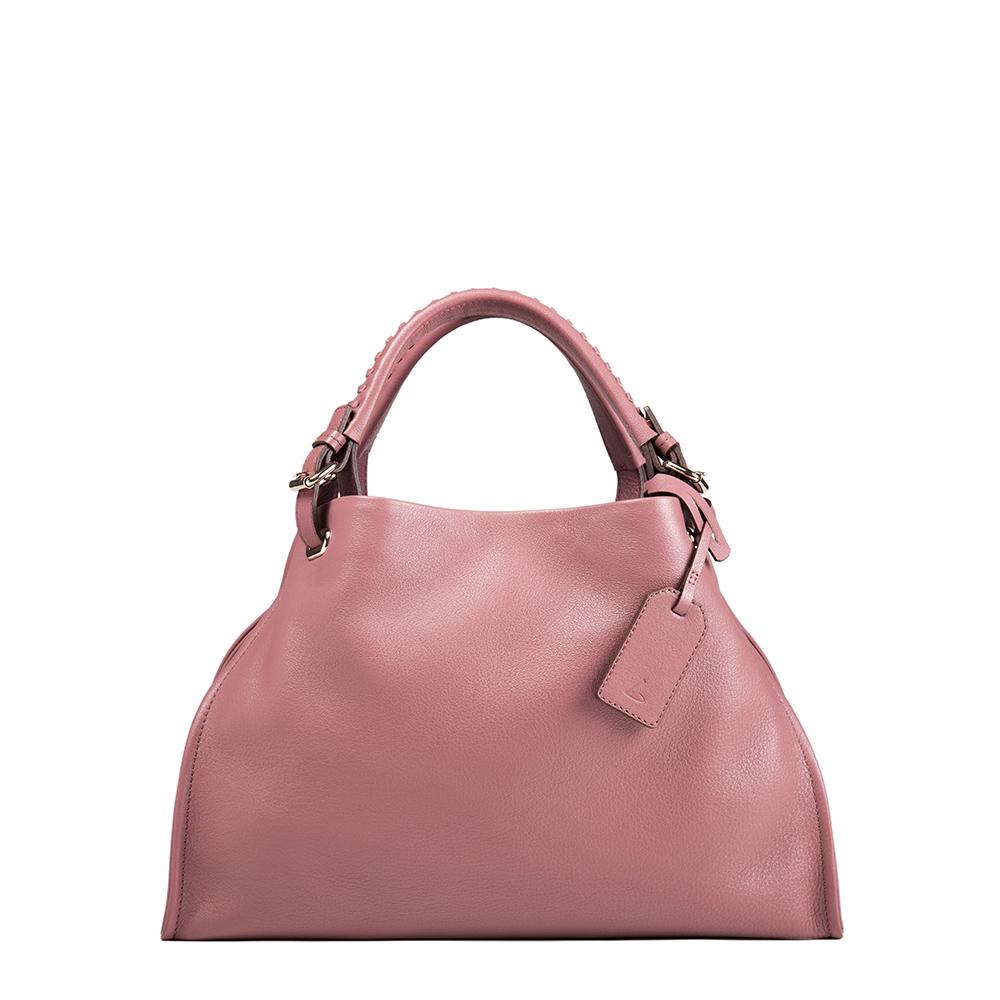 レディースバッグで人気のピンクハンドバッグ