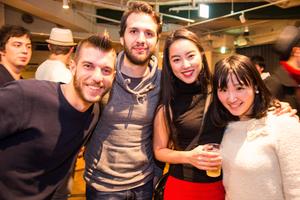 福岡で外国人のお友達が作れるFIFO国際交流パーティー