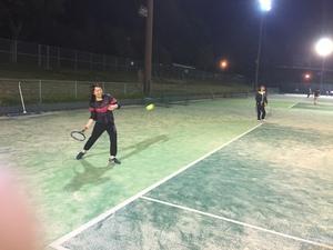 浜松テニスサークルin花川運動公園