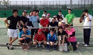 テニスサークルNONAME