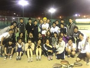 20代社会人の方募集☆テニスをしませんか?