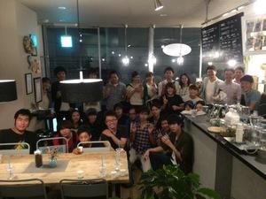 静岡夜カフェ異業種交流会