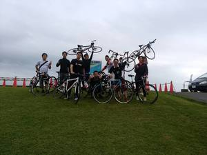 DTサイクリング