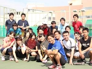 社会人テニスサークル onevillage unity