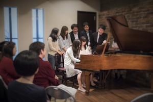 ピアノサークル・ピアノを弾きたい!