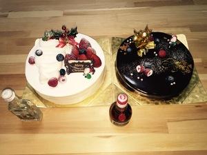クリスマスケーキ作り🎂🎅