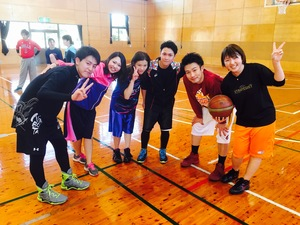 スポーツしようぜ・:*+.\(( °ω° ))/.:+