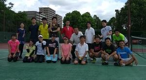 tenniscircle rising 【 ライジング 】