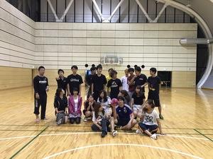 高槻deスポーツ (バスケ、バレーボール、バトミントン)