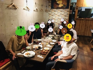 【20代限定】福岡の友達大集合!!