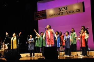 MM NON-STOP VOICES