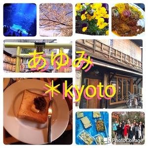 あゆみ*kyoto