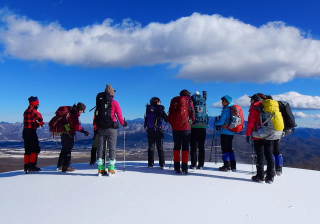 登山サークル「八ヶ岳山遊クラブ」