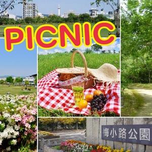 梅小路公園でピクニック♫