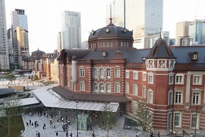 「東京駅周辺 散策」