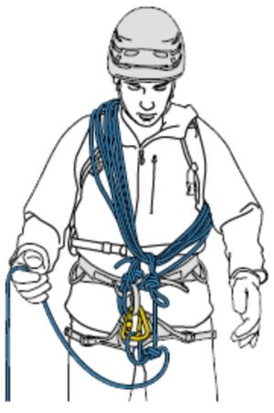 ロープワーク入門セミナー/登山リーダー&登山ガイド養成