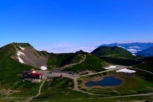 市民登山参加者募集! 日本百名山の一つ、北アルプスの乗鞍岳(3025m)に登りませんか!